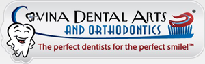 Covina Dental Arts Logo